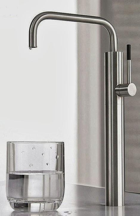 Cara membersihkan kran wastafel dan perabotan stainless for Daftar harga kitchen set stainless steel